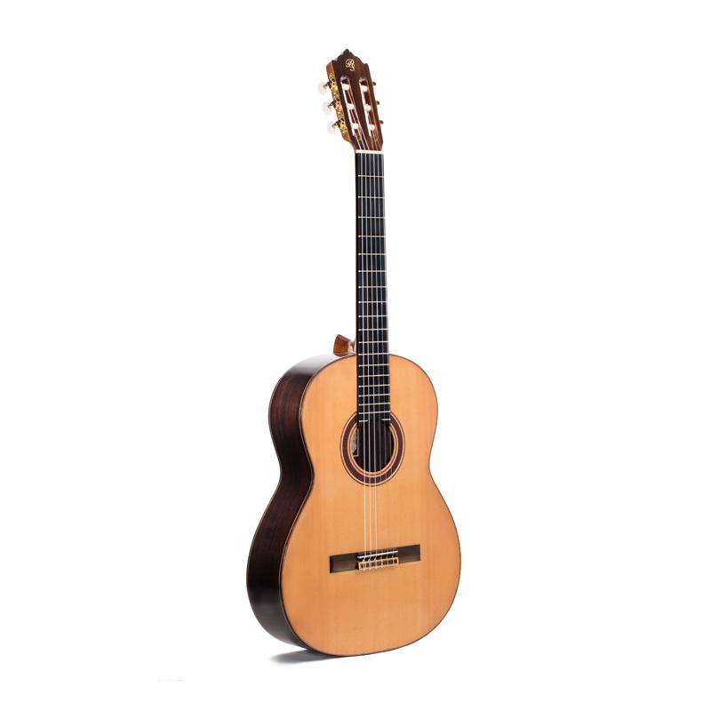 Prudencio Saez  modèle 4-S Guitare Classique