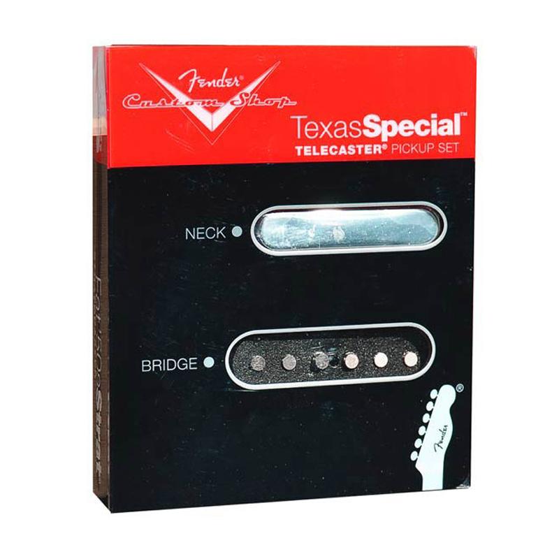 Fender Custom shop Texas special telecaster-nl
