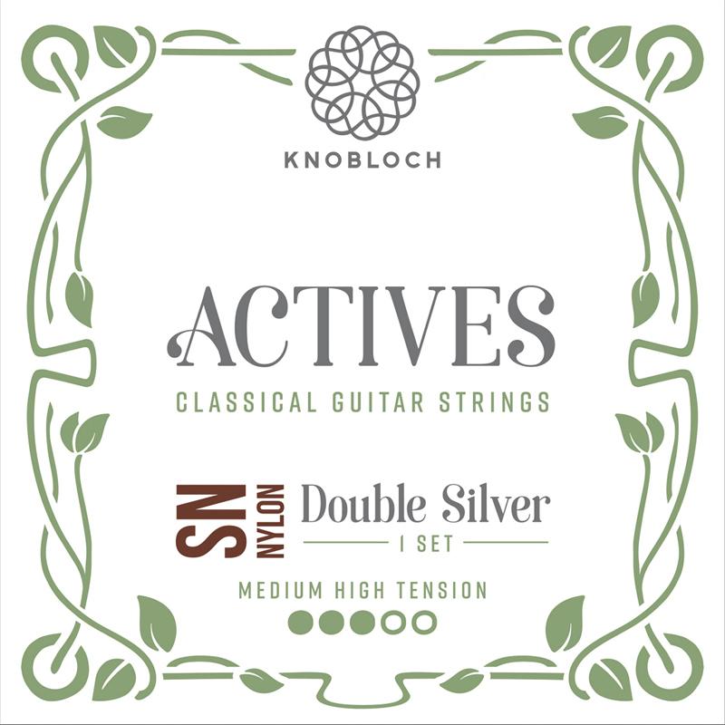 Knobloch 400ADN Actives Medium High Double Silver Nylon