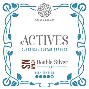 Knobloch 500ADN Actives High Double Silver Nylon