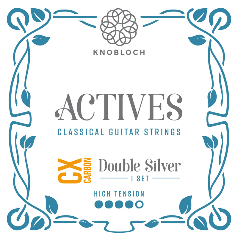 Knobloch 500ADC Actives High tension Double Silver CX