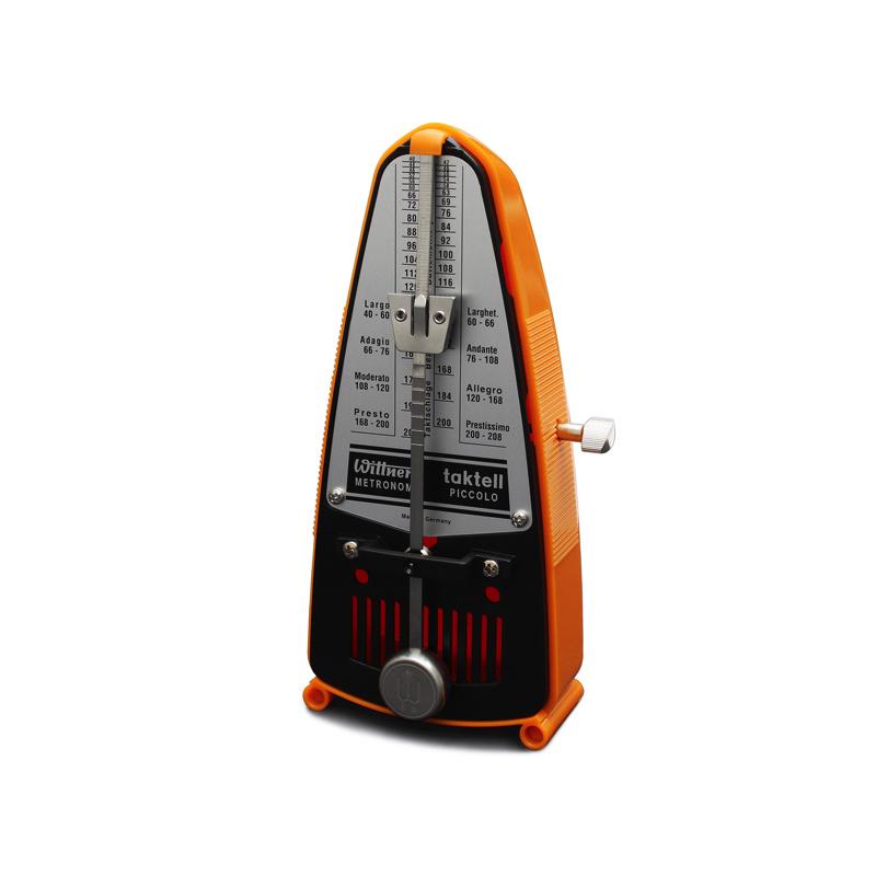 Métronome Wittner Taktell 830231 Orange-nl