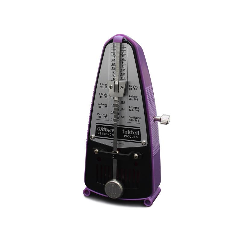Métronome Wittner Taktell 830371 Violet