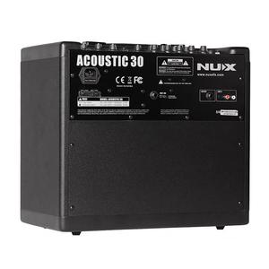 Nux Acoustic 30 ampli acoustique