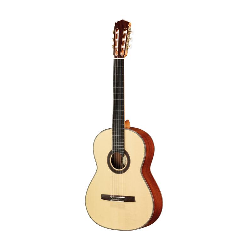 Hanika 56 PF Madagascar Rosewood guitare classique-nl