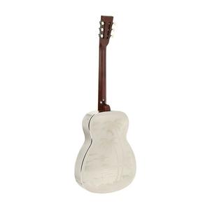 Royall WE14/NI bell brass body single cone guitare à résonateur-nl