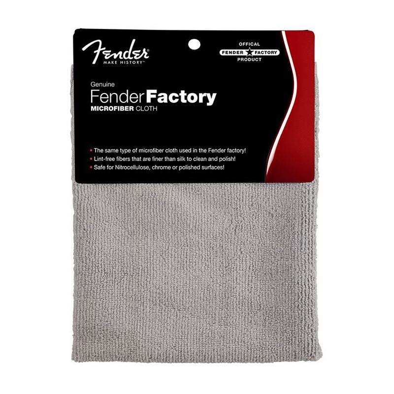 fender genuine factory shop cloth