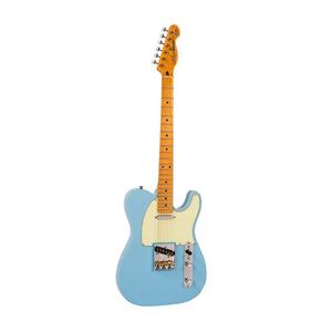 Vintage V75 Reissued, Laguna Blue, guitare électrique