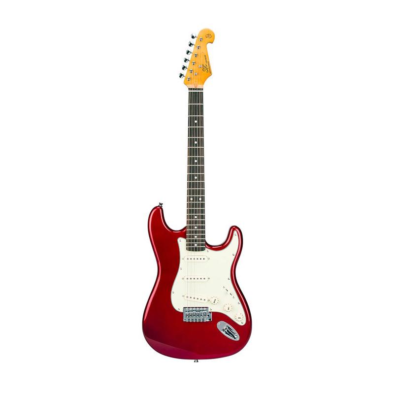 SX 62 vintage Style SST62-CAR Guitare électrique-nl