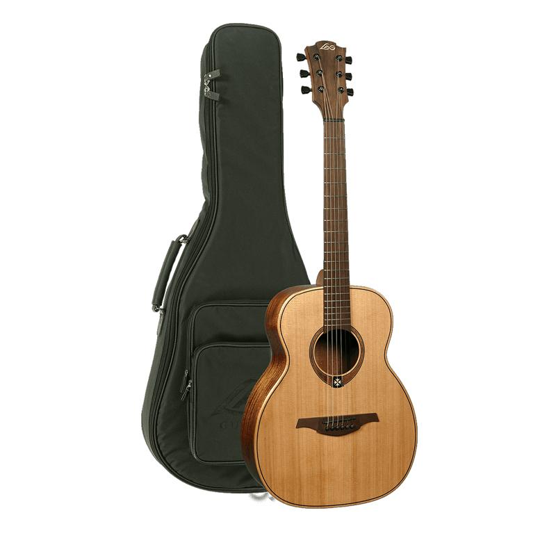 Lâg Tramontane Travel-RC Red Cedar  guitare acoustique