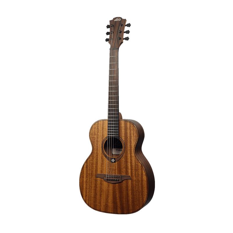 Lâg Tramontane Travel-KA Khaya guitare acoustique