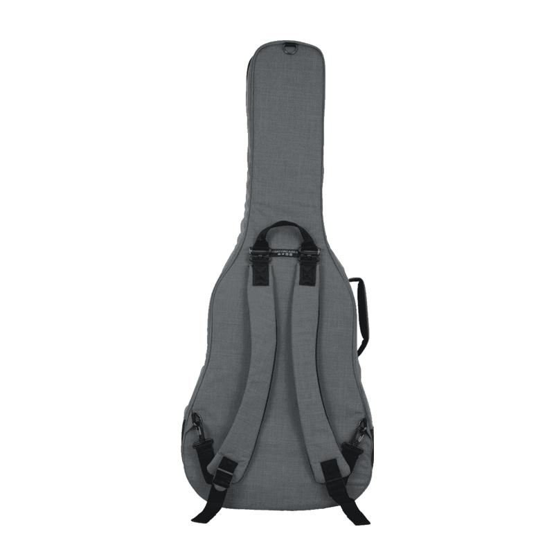 Gator Cases GT-ACOUSTIC-BLK Transit gigbag voor akoestische westerngitaar grijs