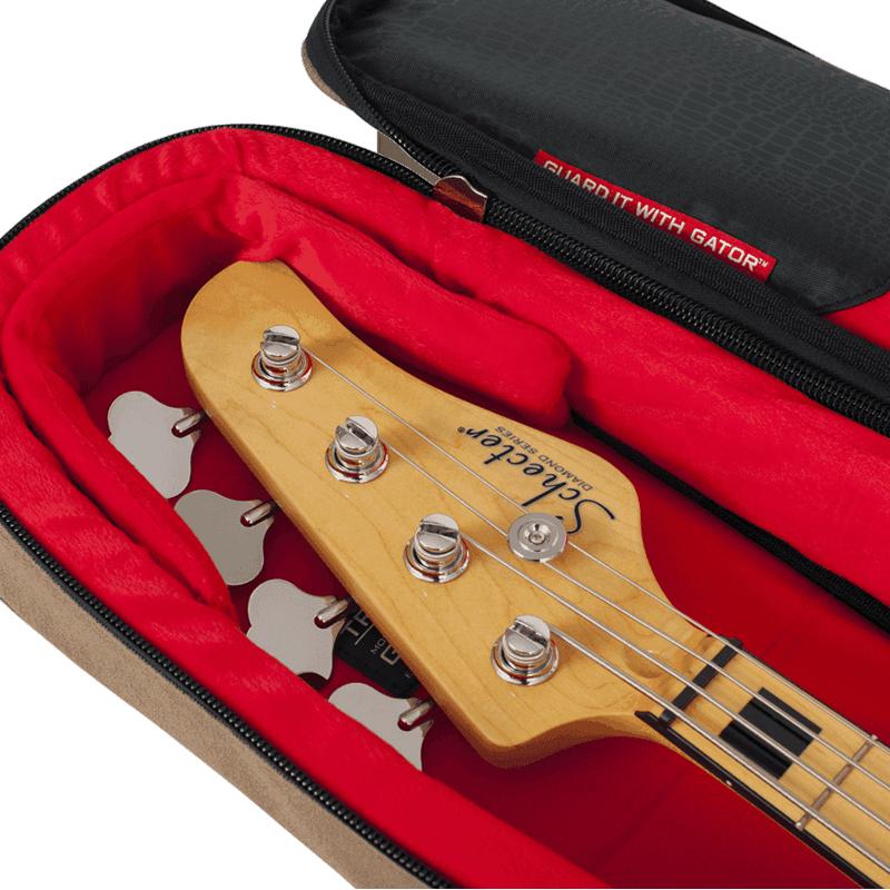 Gator GT-BASS-TAN housse pour guitare basse électrique