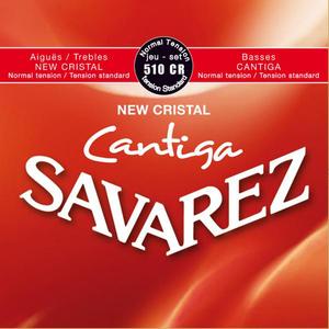 Savarez New Cristal Cantiga-510CR