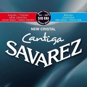 Savarez New cristal Cantiga-510CRJ