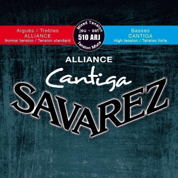 Savarez Alliance Cantiga-510ARJ