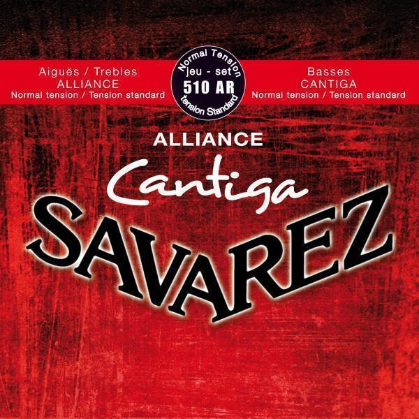 Savarez Alliance Cantiga-510AR