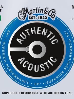 Martin Guitars MA180 Acoustic SP 80/20 Bronze Extra Light  (12-snarig)