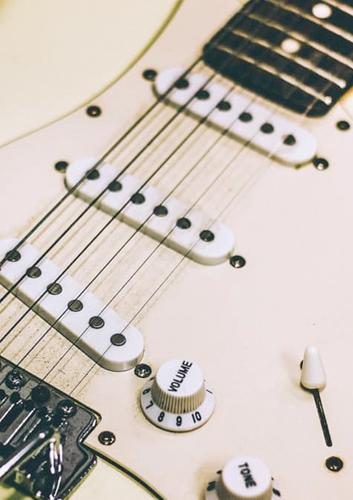 Elektrische gitaar pickups