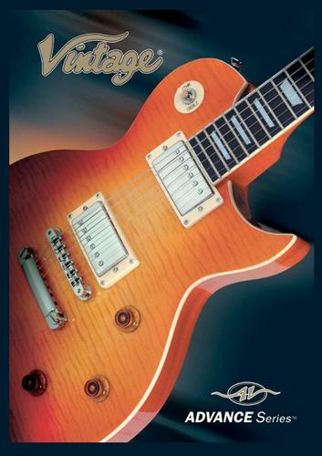 Vintage guitare