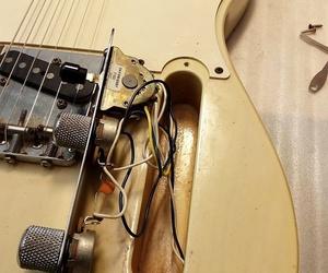 Réglage complet d'une Fender Telecaster
